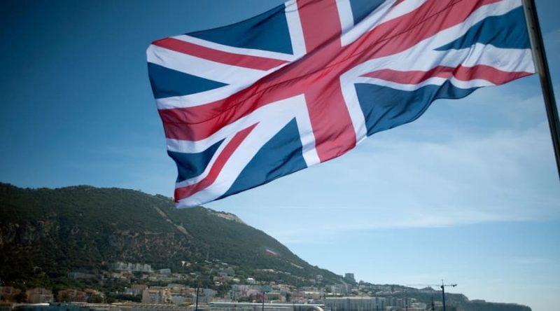 gribaltar drapeau uk